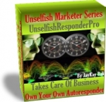 UnselfishResponderPro - Own Your Own Autoresponder Software with Resale Rights
