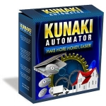 Kunaki Automator Software with Personal Use Rights