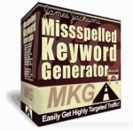 Misspelled Keyword Generator Software with Resell Rights
