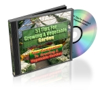 51 Tips For Growing A Vegetable Garden eBook with Resale Rights