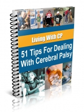 51 Cerebral Palsy Tips eBook with Resell Rights