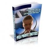 PLR Profit Tactics eBook with Private Label Rights