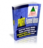 Profit Funnel Ideas eBook with Private Label Rights