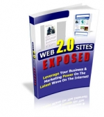 Web 2.0 Sites EXPOSED eBook with private label rights