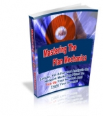 Mastering The Plan Mechanics eBook with Private Label Rights