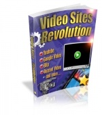 Video Sites Revolution eBook with Master Resale Rights