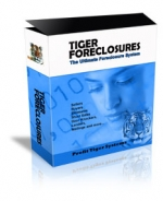 Tiger Foreclosures Software with Master Resale Rights