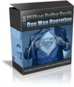 Million Dollar Deals For The One Man Operation eBook with Master Resale Rights