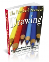 The Practice & Science of Drawing eBook with private label rights