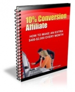 10% Conversion Affiliate eBook with Master Resale Rights