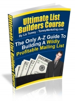 Ultimate List Building Course eBook with Master Resale Rights
