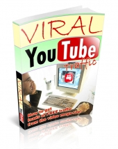 Viral YouTube Traffic eBook with Resale Rights