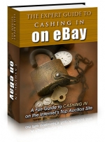 The Expert Guide To Cashing In On eBay eBook with Private Label Rights