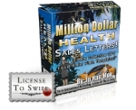 Million Dollar Health Sales Letters! eBook with Personal Use Rights