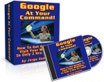 Google At Your Command! eBook with Personal Use Rights