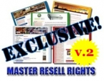 85 Exclusive Niche Sites - 2nd Release Template with Master Resale Rights