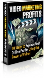 Video Marketing Profits eBook with Private Label Rights