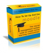 How To Set Up And Use Moodle Video with Personal Use Rights