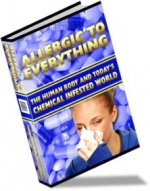 Allergic To Everything eBook with Personal Use Rights