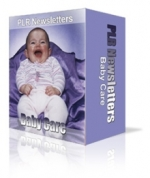 Baby Care Niche Newsletters Gold Article with Personal Use Rights
