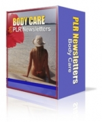 Body Care Niche Newsletters Gold Article with Personal Use Rights