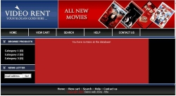 Movie Rental Multi Store