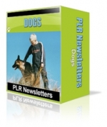 Dogs Niche Newsletters Gold Article with Personal Use Rights