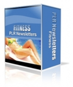 Fitness Niche Newsletters Gold Article with Personal Use Rights