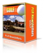 Golf Niche Newsletters Gold Article with Personal Use Rights