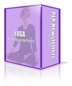 Yoga Niche Newsletters Gold Article with Personal Use Rights
