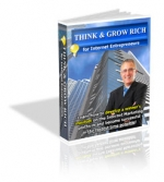 Think & Grow Rich For Internet Entrepreneurs eBook with Private Label Rights