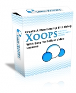 Create A Membership Site Using Xoops Video with Personal Use Rights