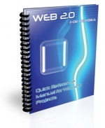Web 2.0 For Newbies eBook with private label rights