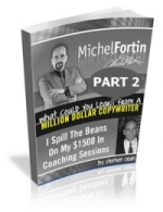 Tapping Michel Fortins Brain: Volume 2 eBook with Personal Use Rights