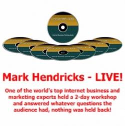 Mark Hendricks - LIVE!