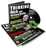 Thinking Rich With Richard Butler Video with Personal Use Rights