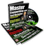 Master Copywriting With Ted Nicholas Video with Personal Use Rights