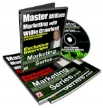 Master Affiliate Marketing With Willie Crawford Video with Personal Use Rights