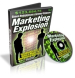 Marketing Explosion Video with Personal Use Rights