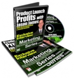 Product Launch Profits With Jason James Video with Personal Use Rights