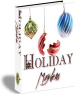 Holiday Mayhem eBook with private label rights