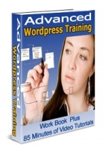 Advanced Wordpress Training Video with Private Label Rights