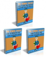 The Newbie Toolkits eBook with Master Resale Rights