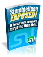 StumbleUpon Exposed! eBook with Private Label Rights
