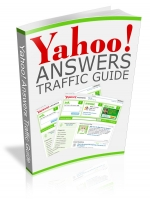 Yahoo! Answers Traffic Guide eBook with Private Label Rights