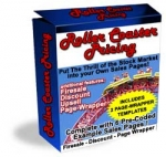 Roller Coaster Pricing Software with Master Resale Rights