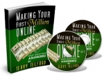 Making Your First Million Online eBook with Master Resale Rights