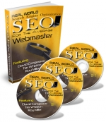 SEO For The Average Webmaster Video with Master Resale Rights