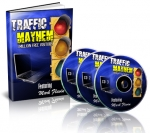 Traffic Mayhem - 1 Million FREE Visitors Video with Master Resale Rights