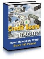 Credit Score Magic! eBook with Private Label Rights